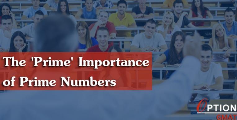 GMAT Prime Number